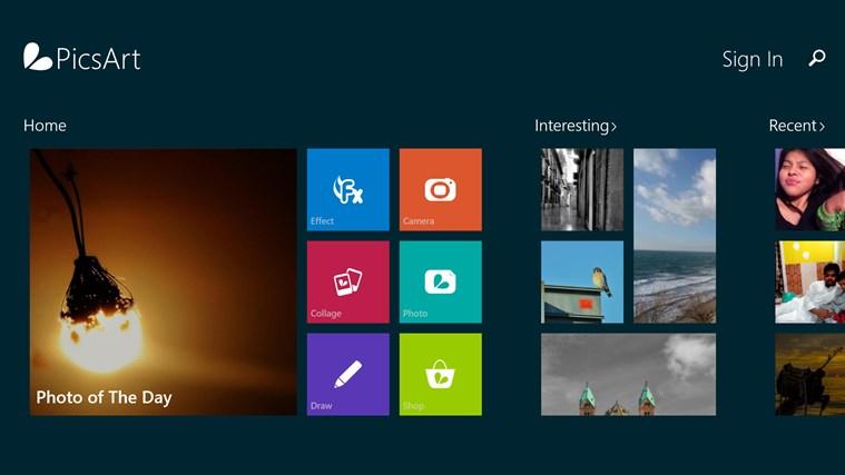 PicsArt - Photo Studio screen shot 1