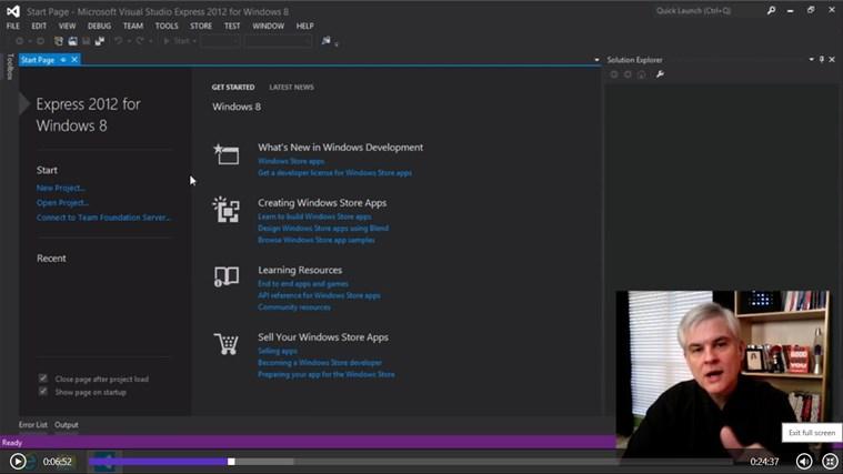 Programming Tutorials screen shot 3