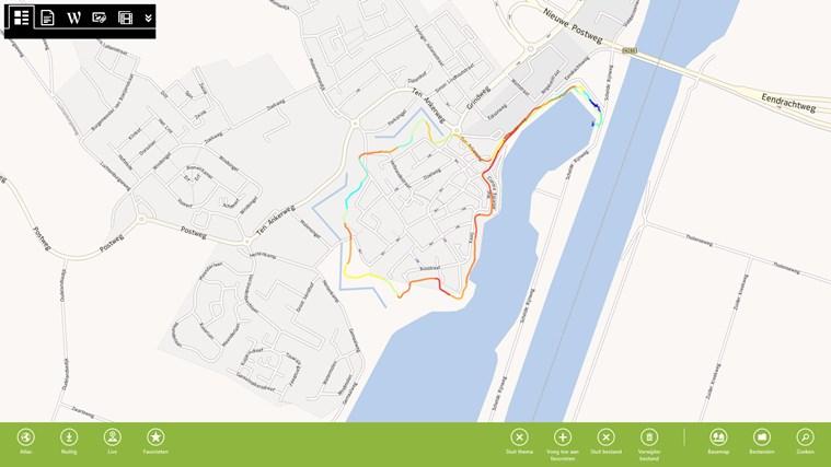 Spotzi-Atlas schermafbeelding 5