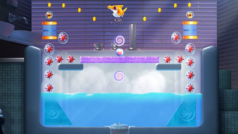 Shark Dash! By Gameloft capture d'écran 3