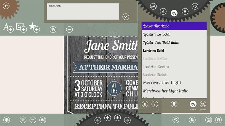 Text-O-Matic screen shot 1