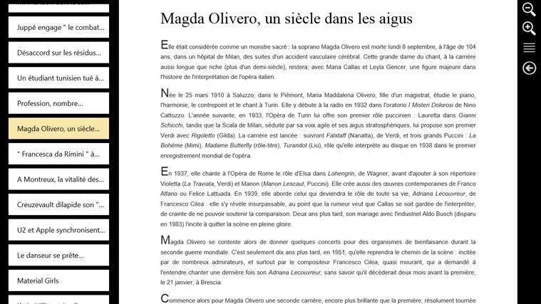 Air France Press capture d'écran 5