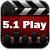 DJ 5.1 Pro Video Player