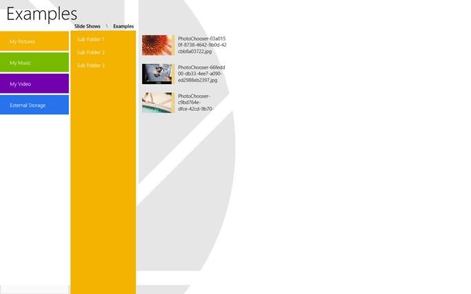 Swift Files screen shot 1