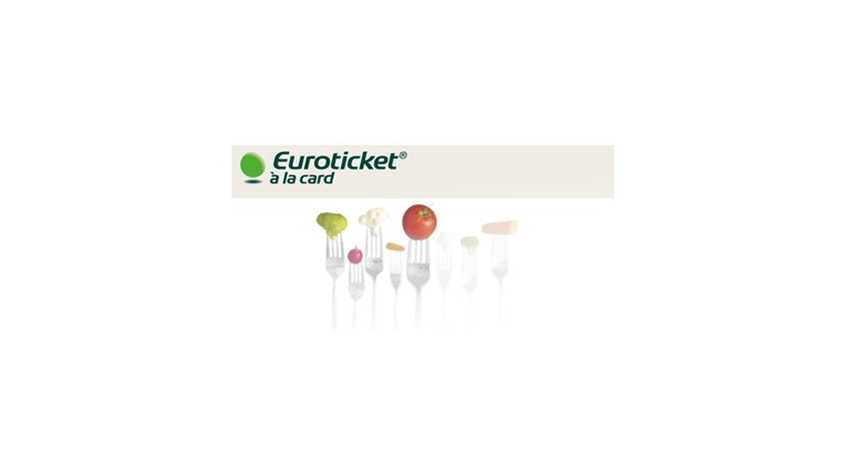 Euroticket - à la card captura de ecrã 1