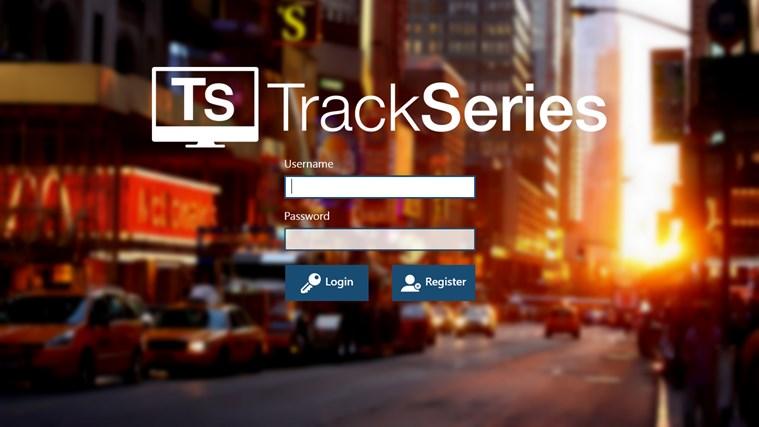 TrackSeries اسکرین شاٹ 1