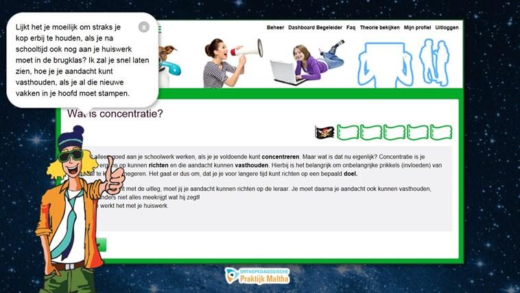 Study Vision Online schermafbeelding 3