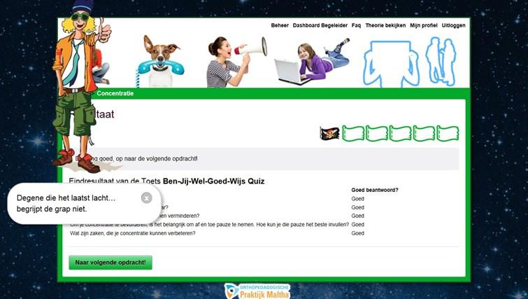 Study Vision Online schermafbeelding 5