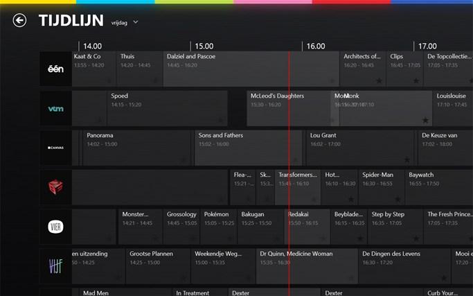 myTVguide schermafbeelding 3
