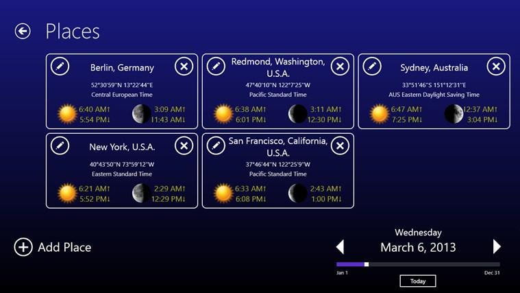 LunaSolCal screen shot 5