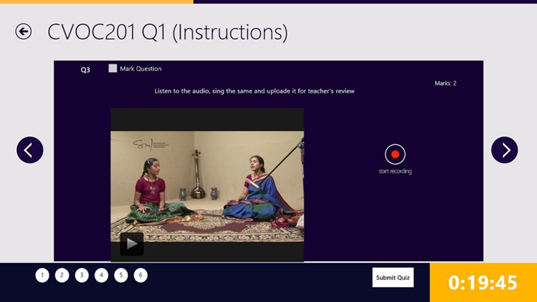 Shankar Mahadevan Academy screen shot 7