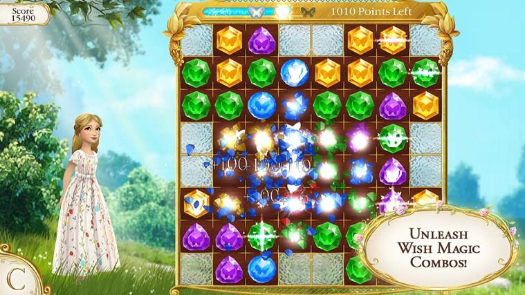 games cinderella free fall app
