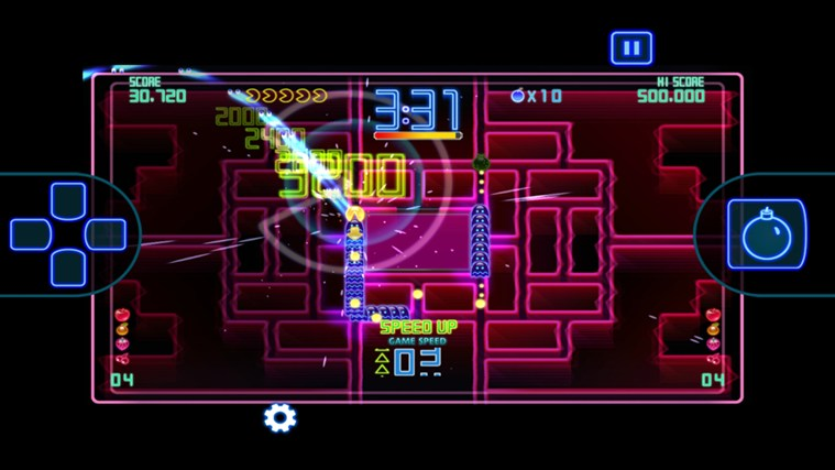 PAC-MAN Championship Edition DX+ screen shot 1