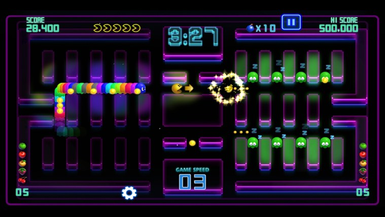 PAC-MAN Championship Edition DX+ screen shot 3