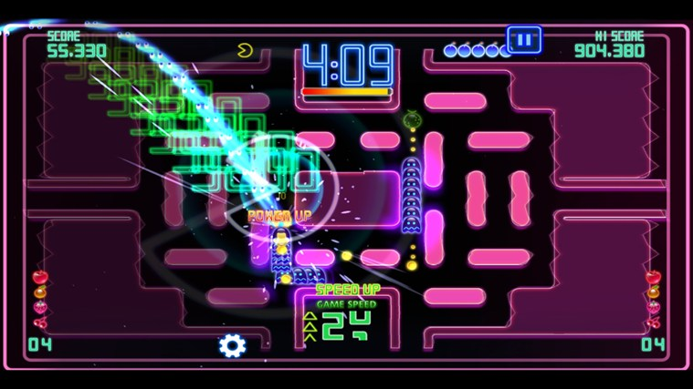 PAC-MAN Championship Edition DX+ screen shot 5