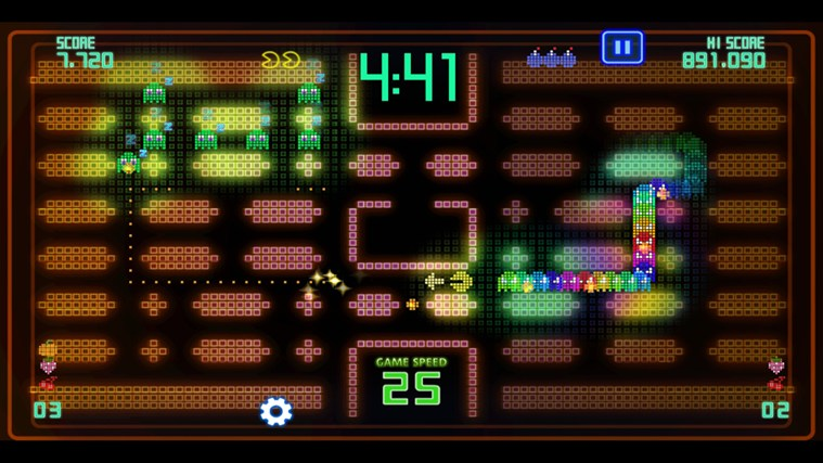 PAC-MAN Championship Edition DX+ screen shot 7