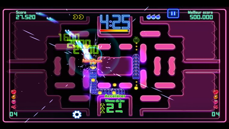 PAC-MAN Championship Edition DX+ capture d'écran 5
