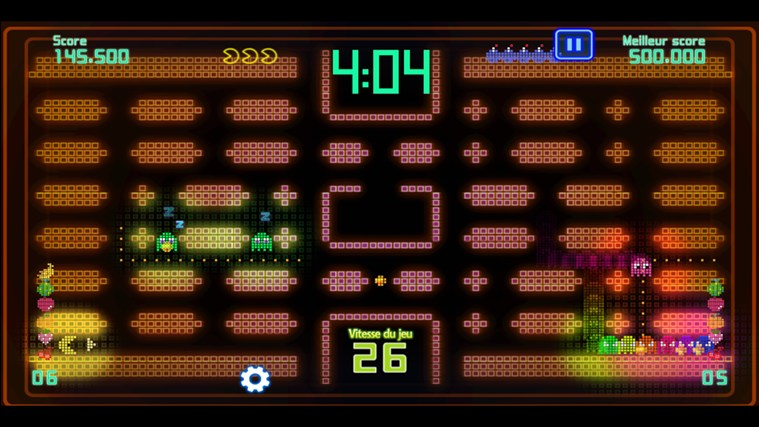 PAC-MAN Championship Edition DX+ capture d'écran 7