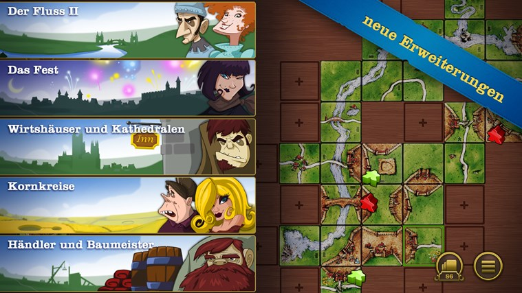 Carcassonne Screenshot 7