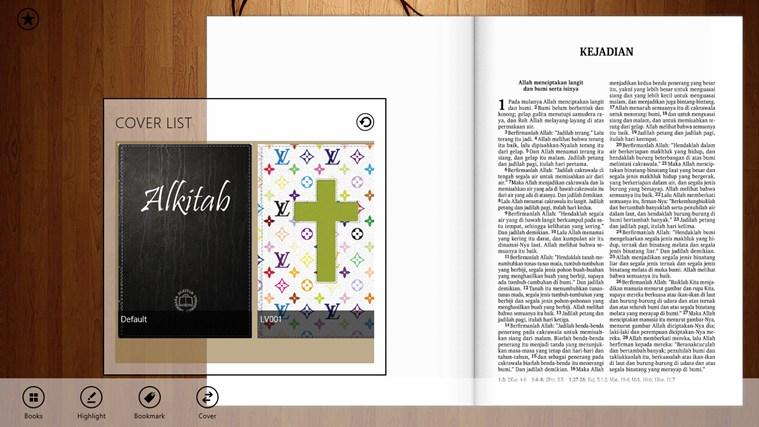 Alkitab screenshot 7