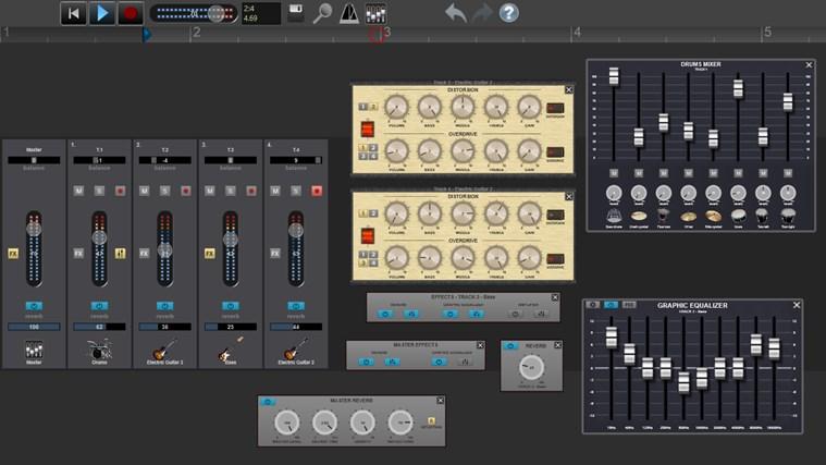 Recording Studio Pro skjermbilete 5
