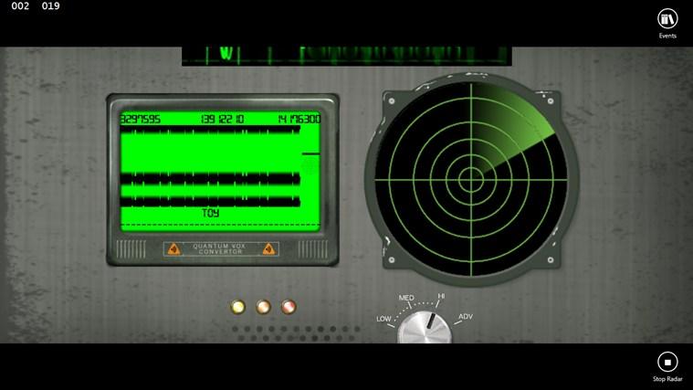 download free ghost radar