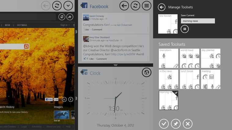 Toolbox for Windows 8 screen shot 7