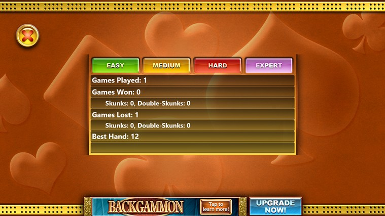 Cribbage Free screen shot 7