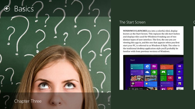 Tips & Tricks - Windows 8.1 Secrets screen shot 1