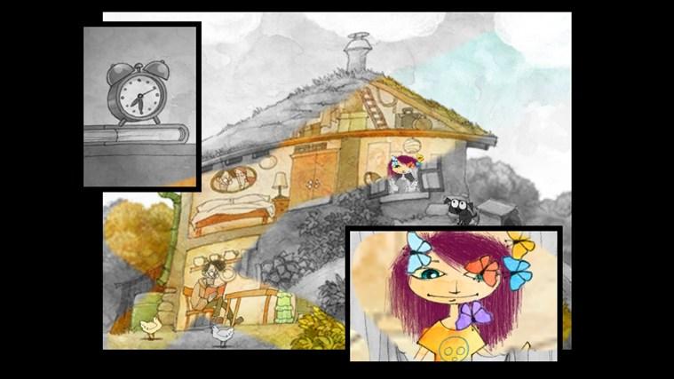 World of Violet: First adventure snímek obrazovky 1