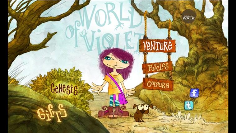 World of Violet: First adventure snímek obrazovky 7
