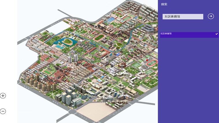 清华大学最新地图内容|清华大学最新地图版面设计