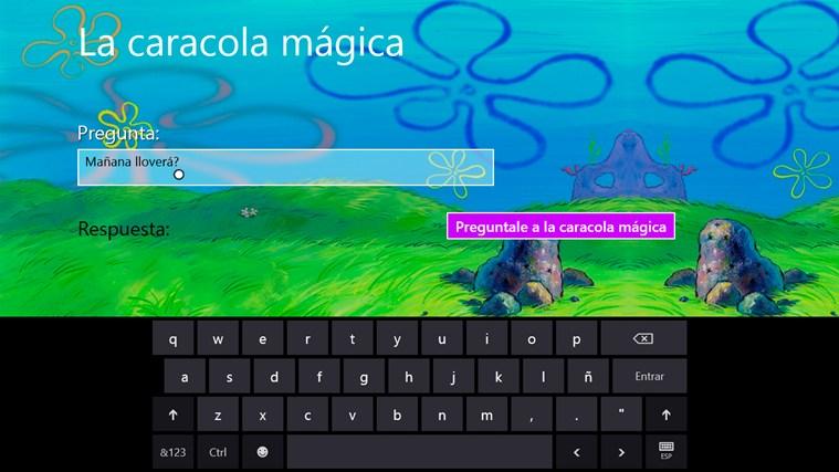 La Caracola Mágica captura de pantalla 1