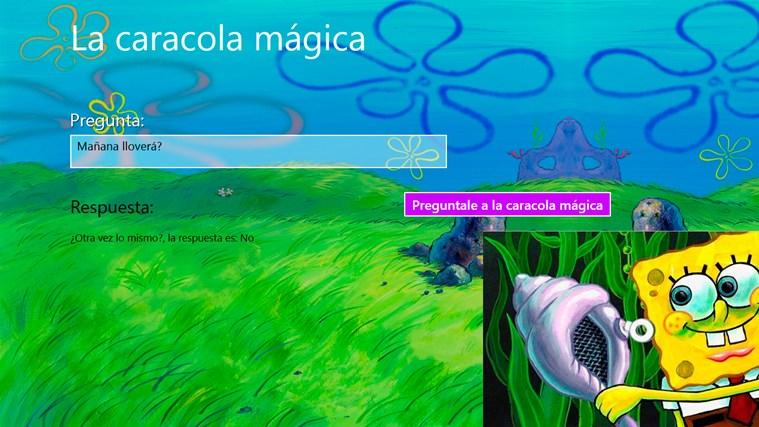 La Caracola Mágica captura de pantalla 3