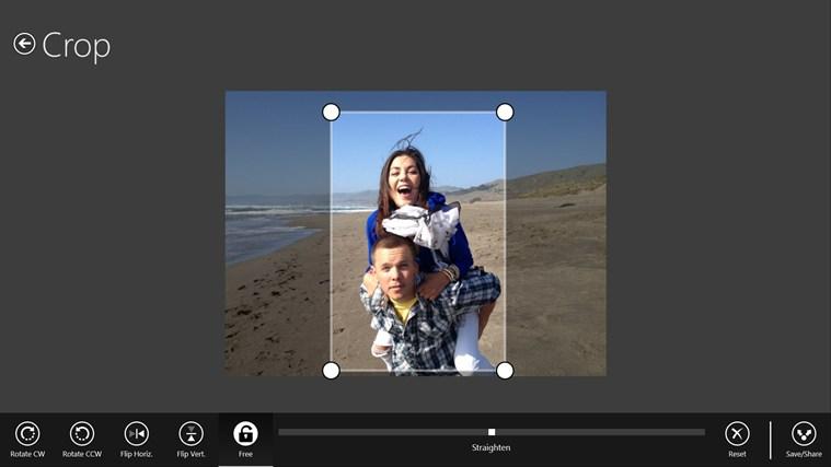 [SOFT W8/RT - ADOBE PHOTOSHOP EXPRESS] Retouche photos [Gratuit] Screenshot.125053.1000001