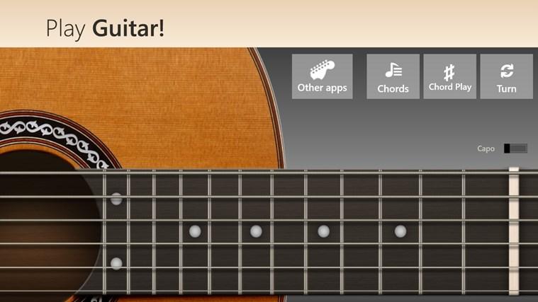 Play Guitar! screen shot 3