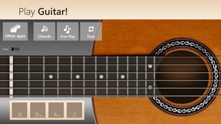 Play Guitar! screen shot 5