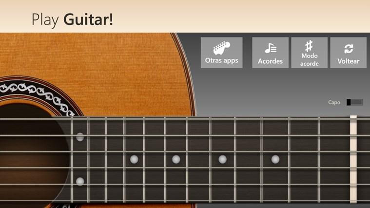 Play Guitar! captura de pantalla 3