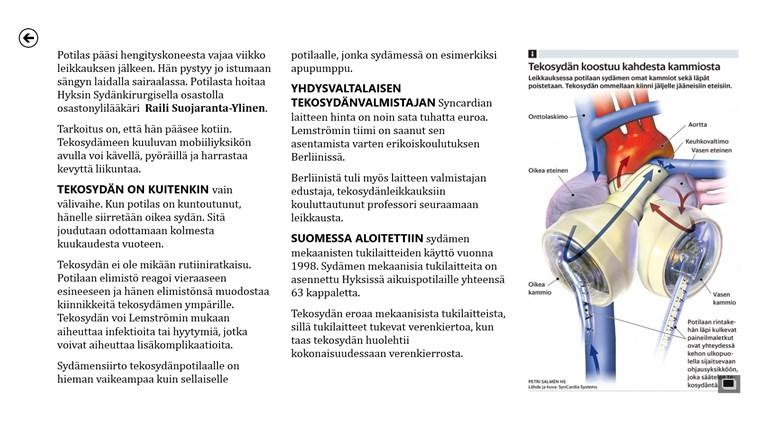 Helsingin Sanomat näyttökuva 3