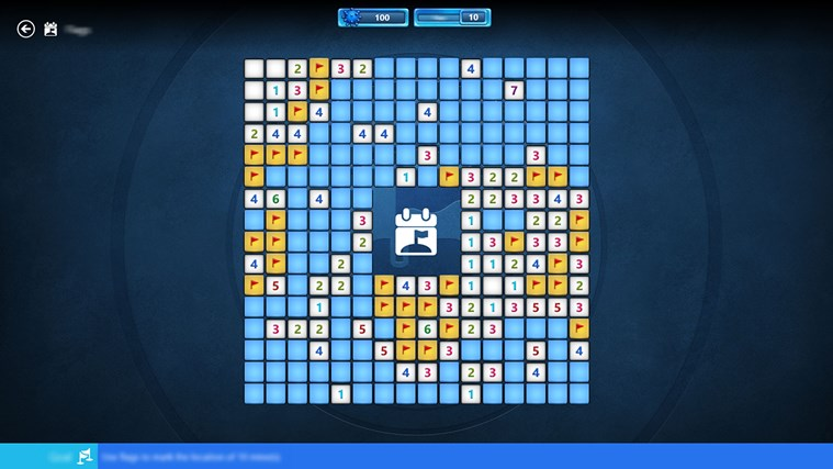 Microsoft Minesweeper screen shot 3