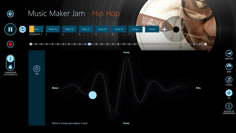 Music Maker Jam captura de tela 7