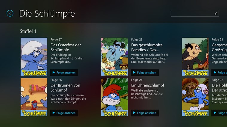 maxdome Screenshot 5