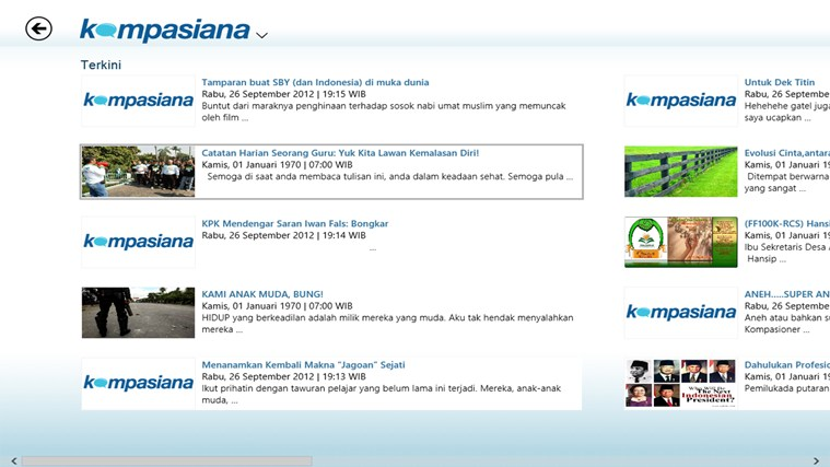 Kompasiana.com screen shot 3