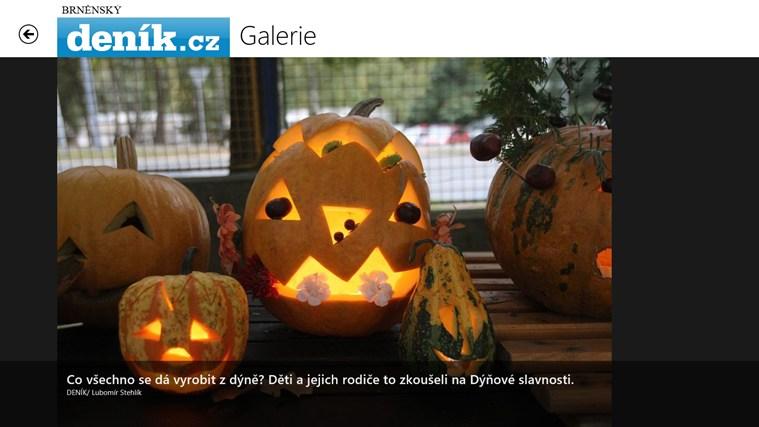 Deník.cz snímek obrazovky 5
