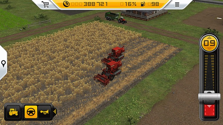 Farming Simulator 14 screen shot 3
