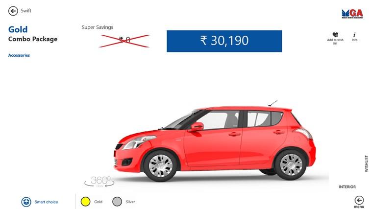 Maruti Suzuki Dms App