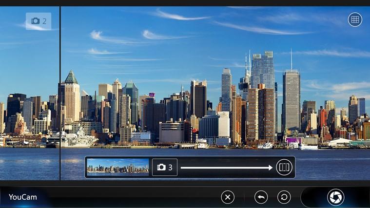 YouCam Mobile captura de pantalla 1