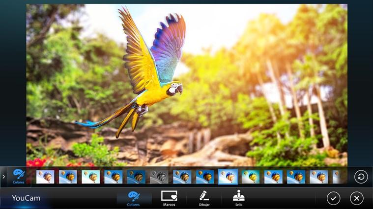 YouCam Mobile captura de pantalla 5