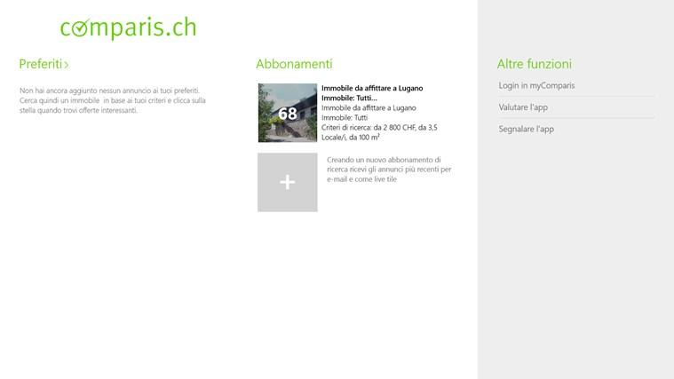 Immobili Svizzera cattura di schermata 5