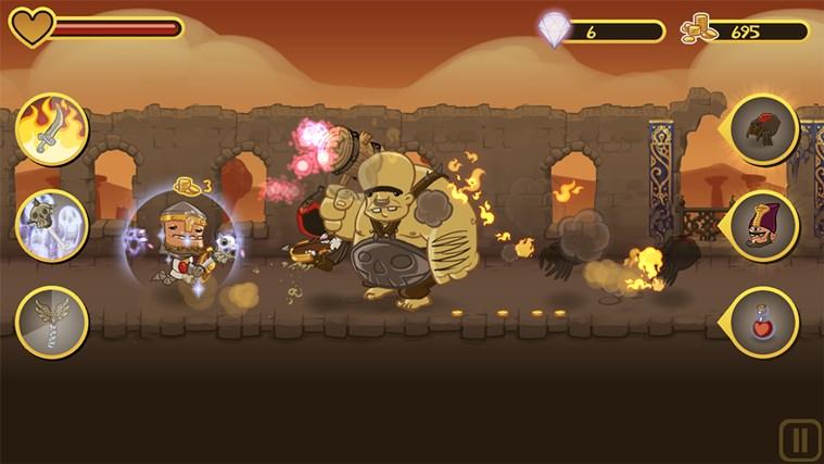 Epic Battle Dude screen shot 1